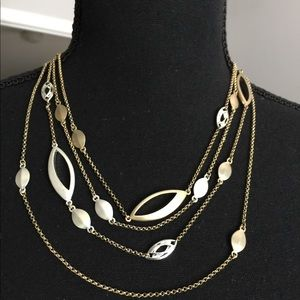 Multi-tiered Necklace